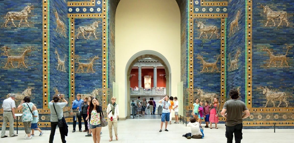 Top 5 Museums In Berlin To Visit Before You Die Pergamon Museum Pergamon Museum Berlin Pergamon