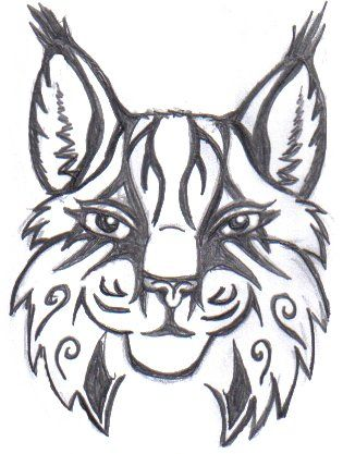 Pocahontas Earth Element Bobcatlynx Totem Power Animal Wholeness