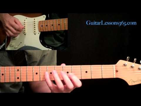 Fast And Easy Country Guitar Cascades Guitar Lesson Lick Of The