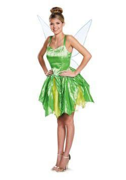Mujeres Prestige Tinker Bell Vestuario Disfrases Disfraces