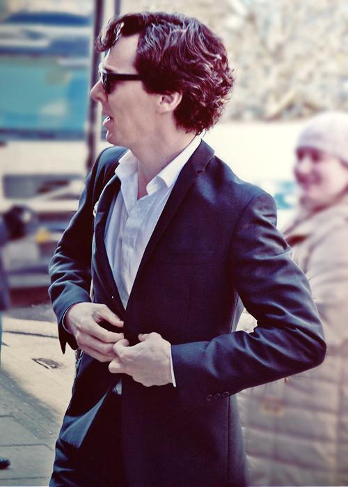 Benedict Cumberbatch #setlock