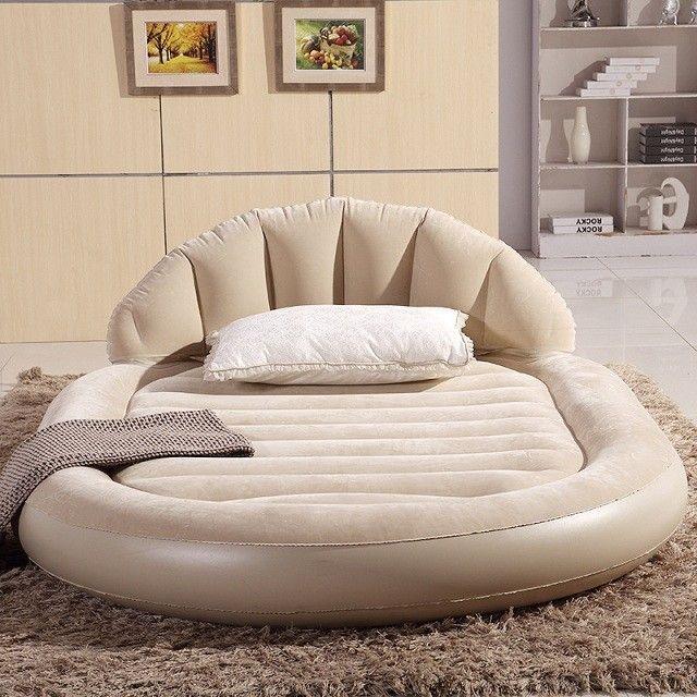 Free Shipping Folding Bed, Inflatable Sofa Bed, Bean Bag, Sofa Set, Living Part 47