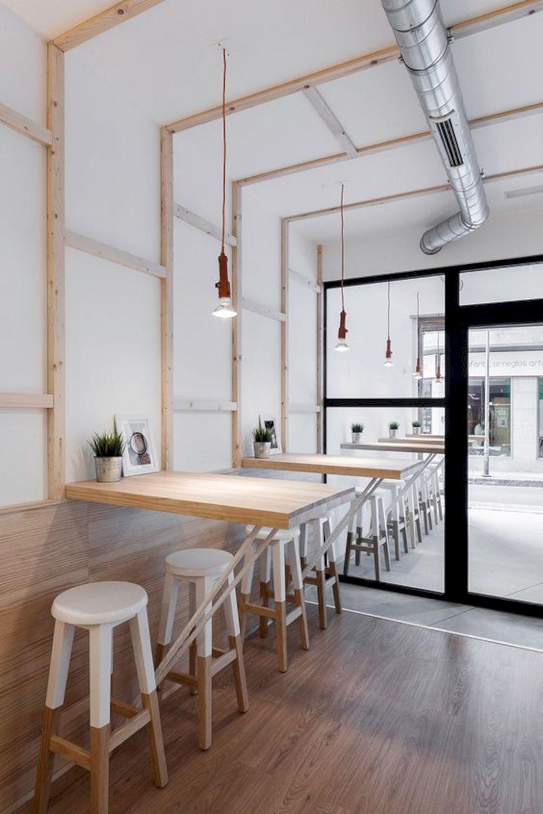 Small Restaurant Interior Design Ideas Ravishing Decoration Window