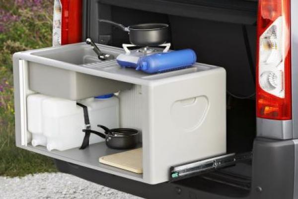 Mueble maletero trafic generation furgo pinterest for Muebles furgoneta camper