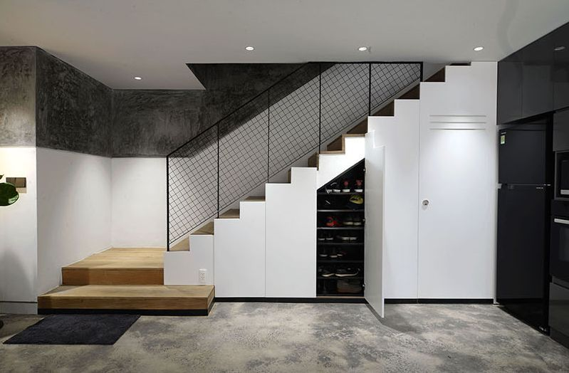 21 Staircase Storage Ideas - InspirationSeek.com