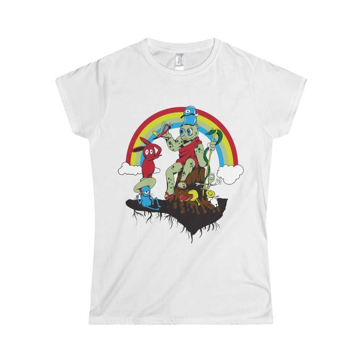 Softstyle Womens TShirt Shirts Vinyls And Products - Custom vinyl decals for t shirt printing