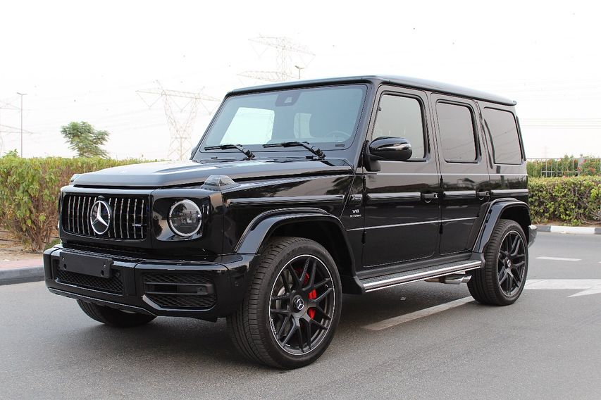 G63 2019 Black In Black Mercedes Benz Gclass