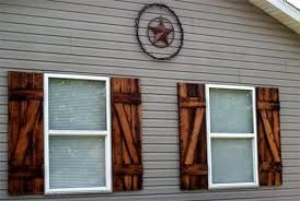 Barn Door Shutters For The Home Pinterest Shutters