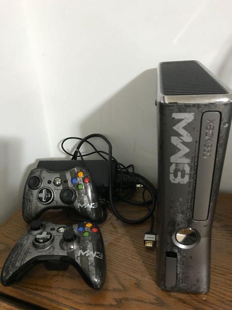 Microsoft Xbox 360 S Call of Duty: Modern Warfare 3 Limited