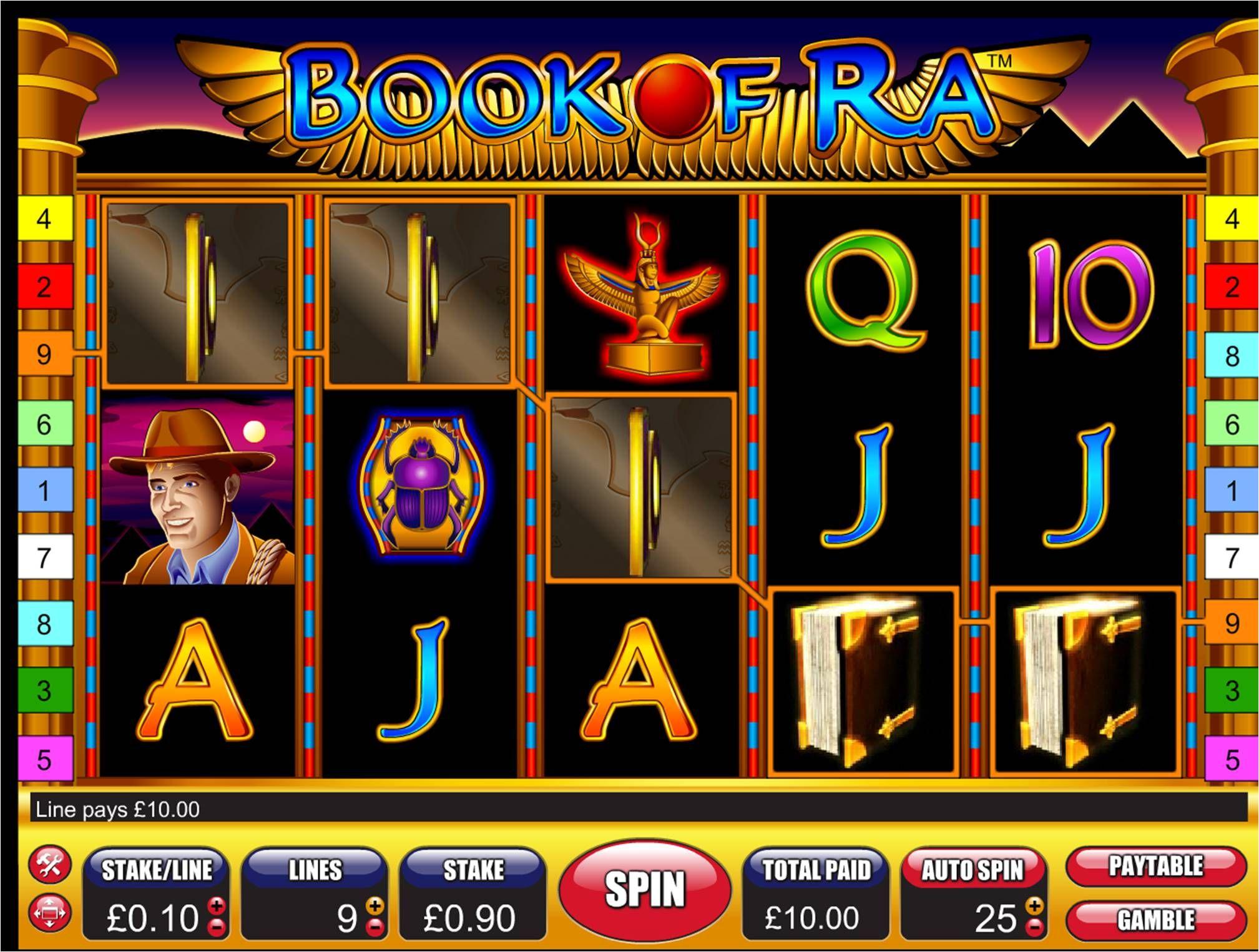 book of ra slot Игровой автомат, Книги, Игры