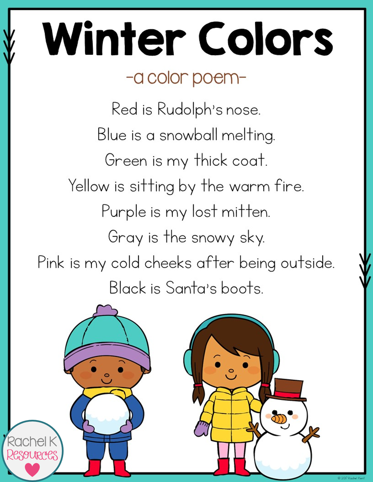 small resolution of Shape Poetry Worksheet   Printable Worksheets and Activities for Teachers