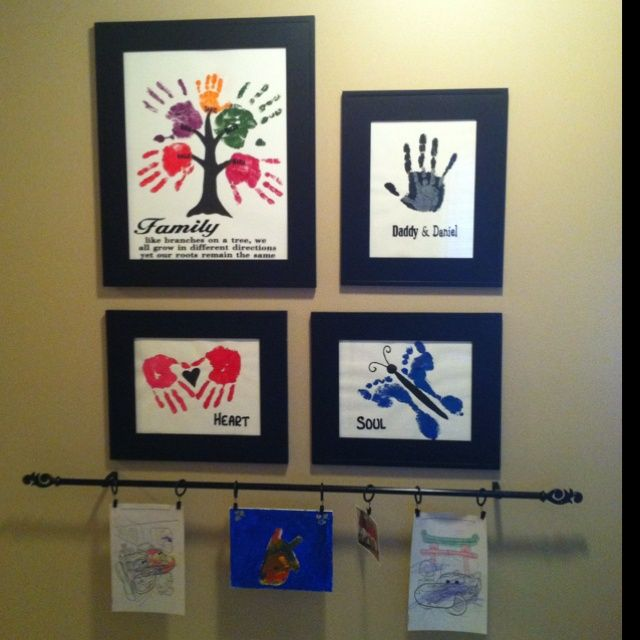 Pinterest Family Crafts Several Pinterest Family Art