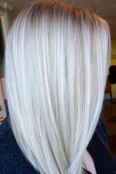 50 Platinum Blonde Hair Shades And Highlights For 2018 Hair Hair