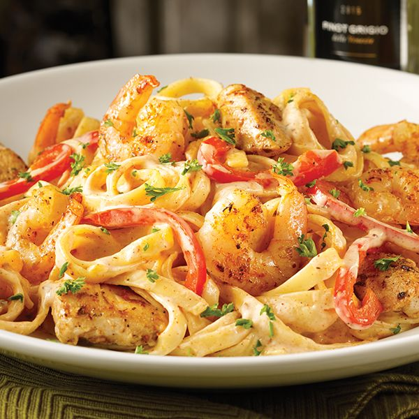Tgif Cajun Shrimp Chicken Pasta Tgi Fridays Recipes Pasta