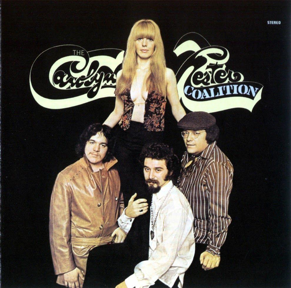 The Carolyn Hester Coalition - The Carolyn Hester Coalition (1968 us, beautiful folk sunny psych)