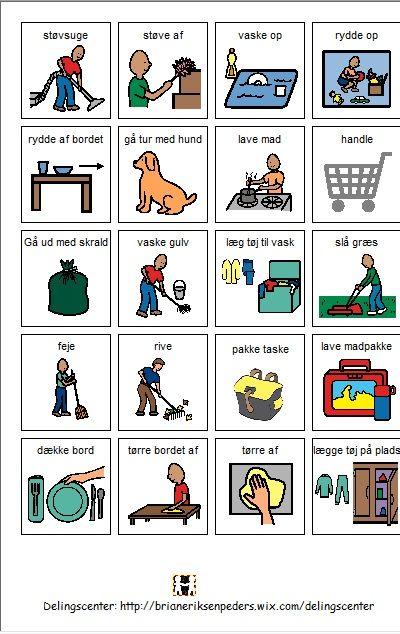 Gøremål - Pligter | ASF - ADHD mm. på Dansk | Pinterest | Ordspråk, Språk och Citat