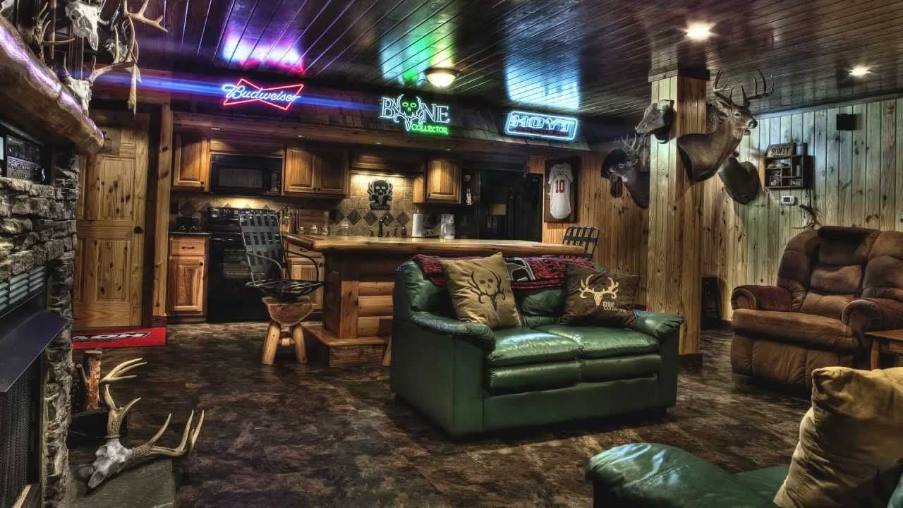 Using Sports Bar Elements 50 Best Man Cave Ideas And Designs