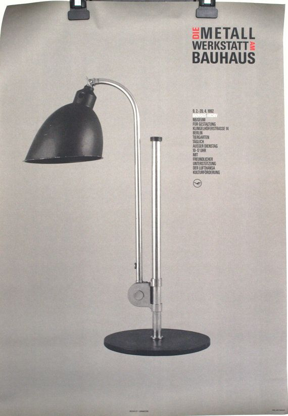 Your Place To Buy And Sell All Things Handmade Bauhaus Design Design Museum Anglepoise