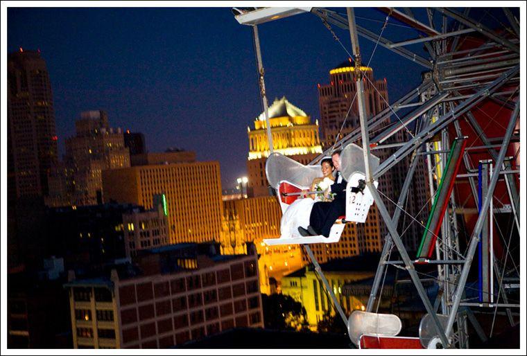 wedding at City Museum St. Louis   City museum, Best ...