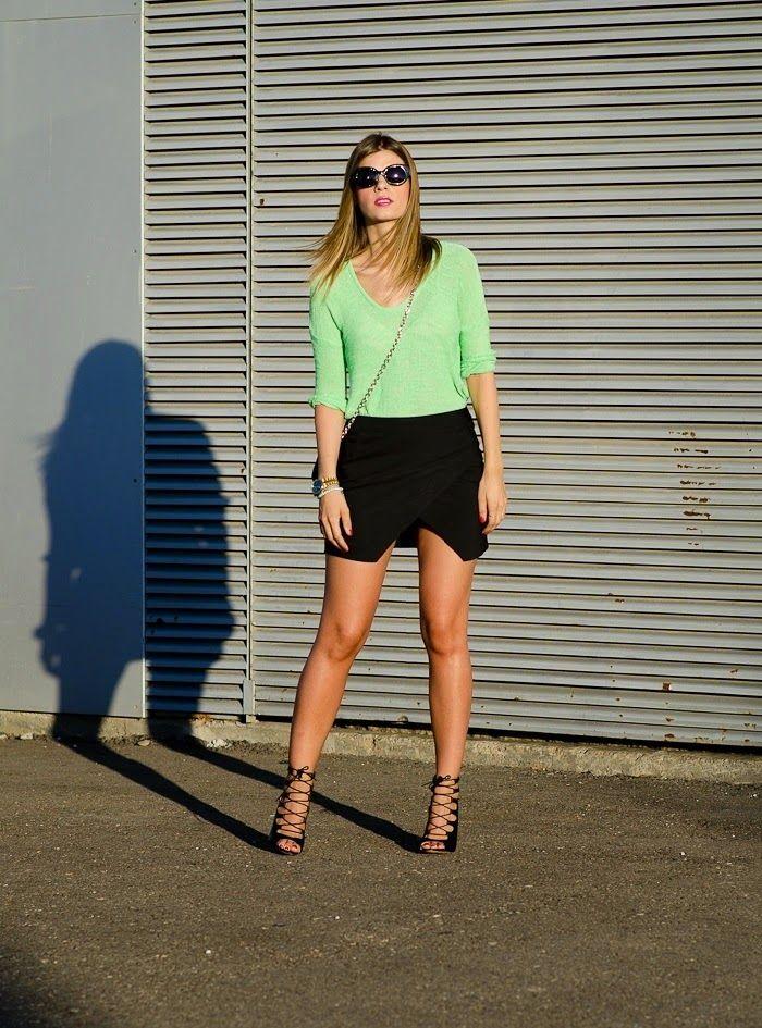 Ms Treinta - Fashion blogger - Blog de moda y tendencias by Alba.: Flúor