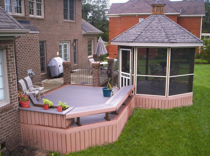Decks Decks Gazebos Builder Chesapeake Va Acdecks
