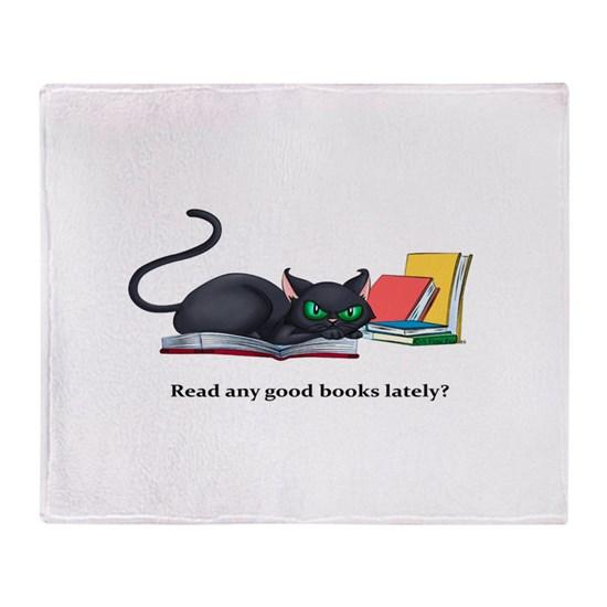 Read any good books lately?