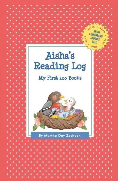 Aisha's Reading Log: My First 200 Books
