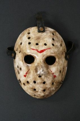 Friday The 13th Mask Friday The 13th Hockey Mask Jason Mask