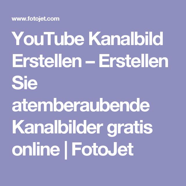 YouTube Kanalbild Erstellen Sie Atemberaubende Kanalbilder Gratis Online