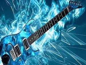 Download Free Nokia X2 01 Electric Guitar Wallpapers