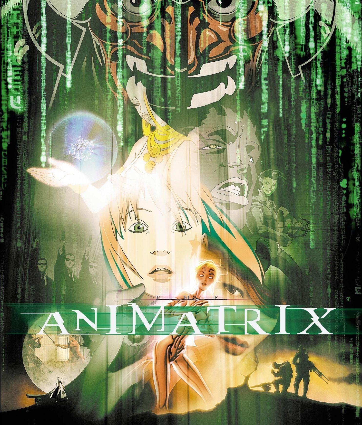 The Animatrix [2003] The animatrix, Anime, Animation