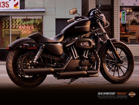 Muscle Car Monday On A Wednesday 27 Hq Photos Sportster Iron Harley Davidson Iron 883 Harley Davidson Sportster