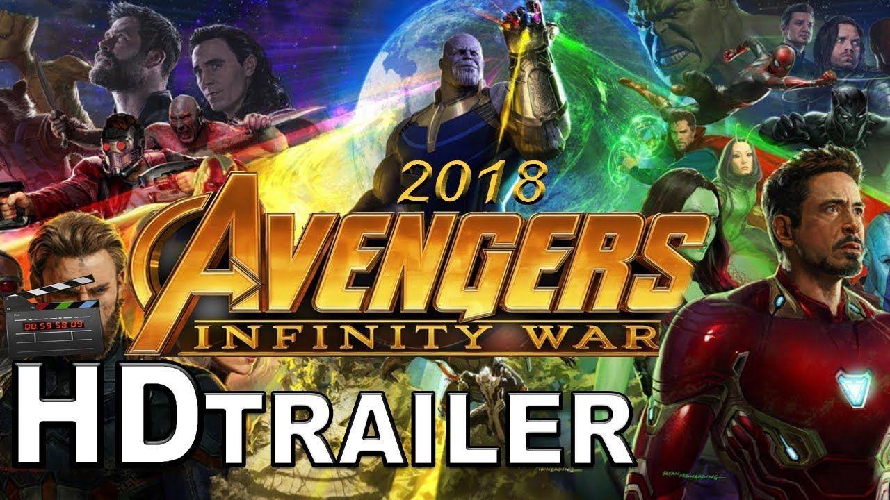 Avengers3 Infinity War Trailer Official Teaser Marvel