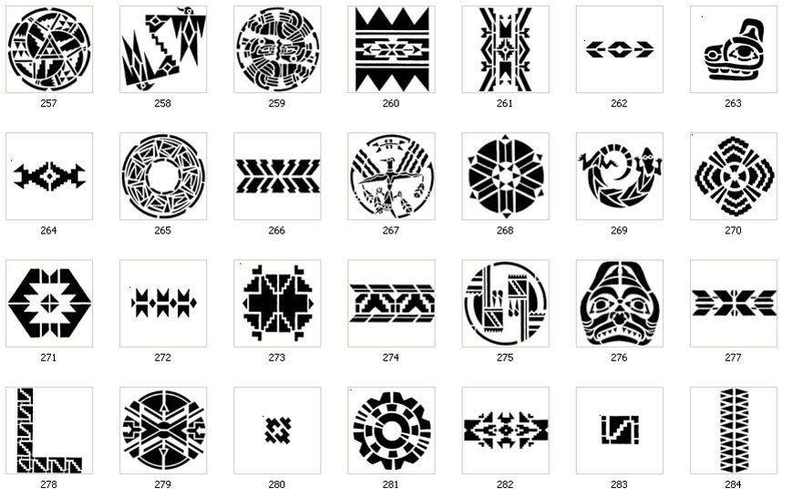Native Tribal Art When Ordering The Images Below Use The Prefix