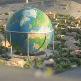 Children Of Earth Can Help Build 3 D Model Of Planet Globe World Globes Planets