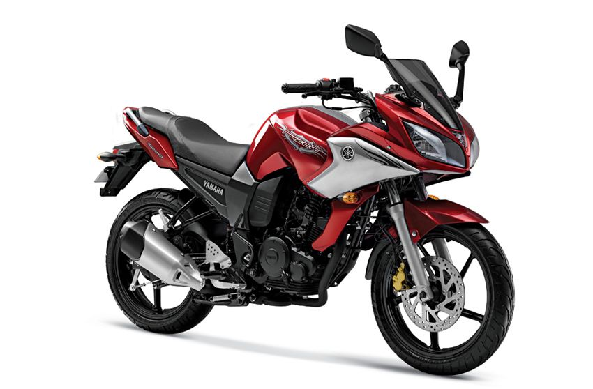 Here Find The Compare Between Yamaha Fazer 153cc V S Tvs Apache