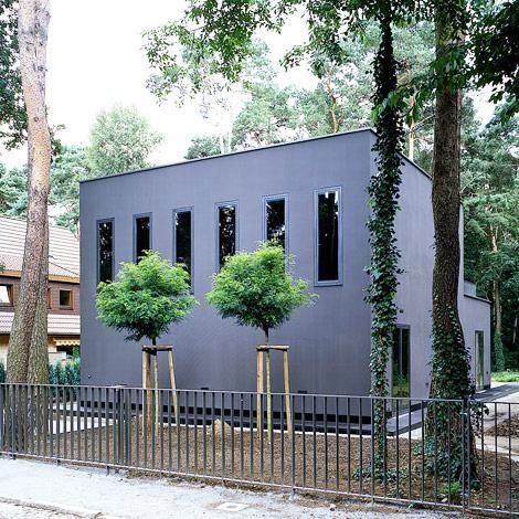 max dudler architekt haus thiele kleinmachnow kleinmachnow teltow stahnsdorf pinterest. Black Bedroom Furniture Sets. Home Design Ideas