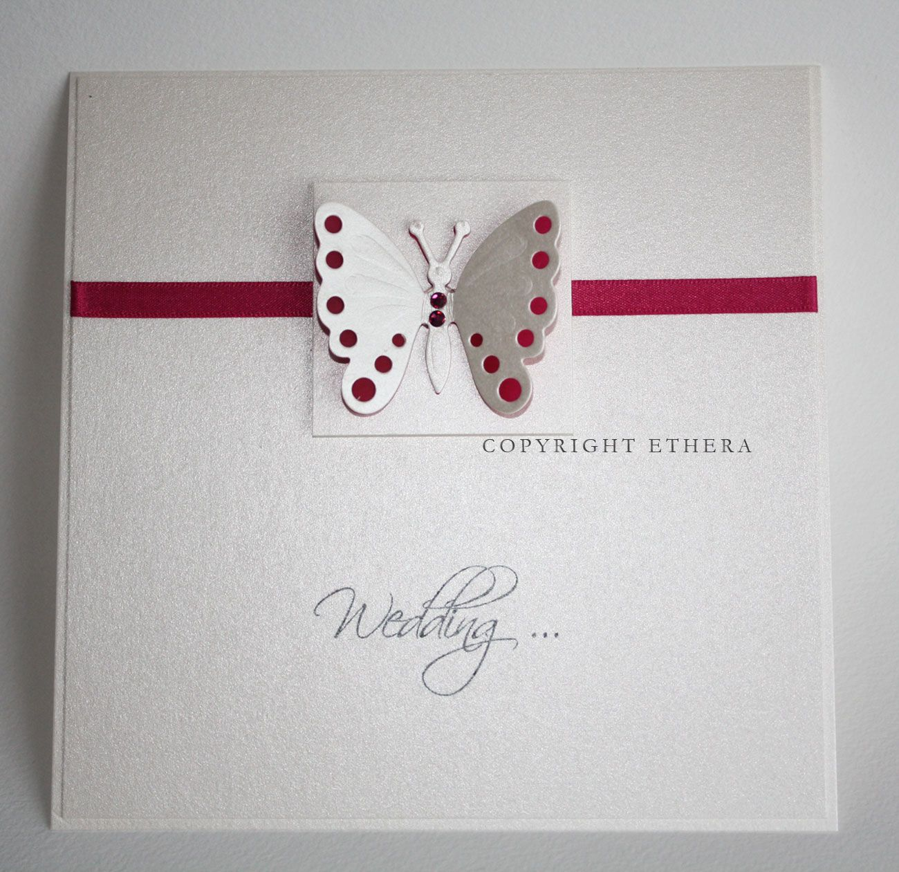 17 Best images about Wedding invitation ideas – Wedding Invitation Butterfly