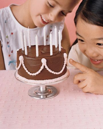 17 Kids' Birthday Cakes