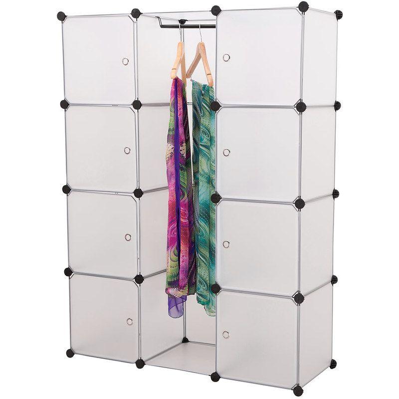 Armoire Et Penderie Locker Storage Storage Wardrobe Rack