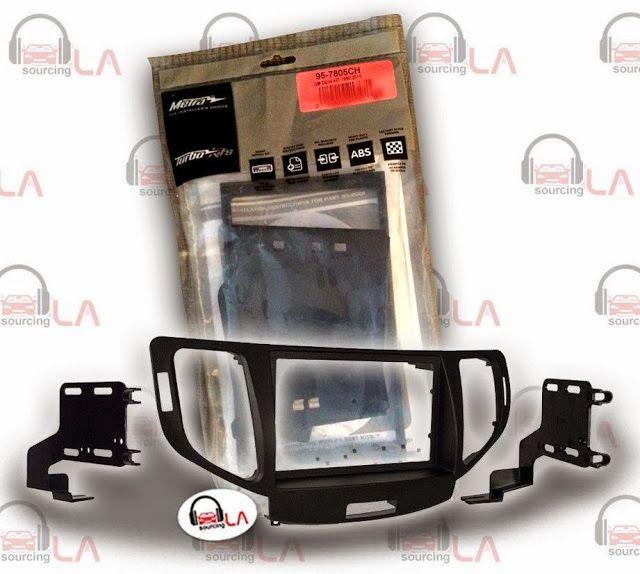 Sourcing-LA: Metra Acura TSX Car Stereo Dash Kits 95 And