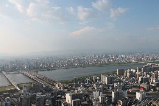 梅田スカイビル (Umeda Sky Building) in 大阪市, 大阪府