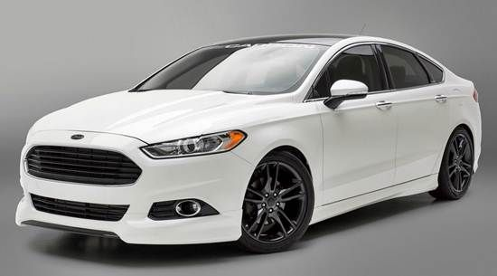 2016 Ford Fusion Hybrid Anium Review Uk