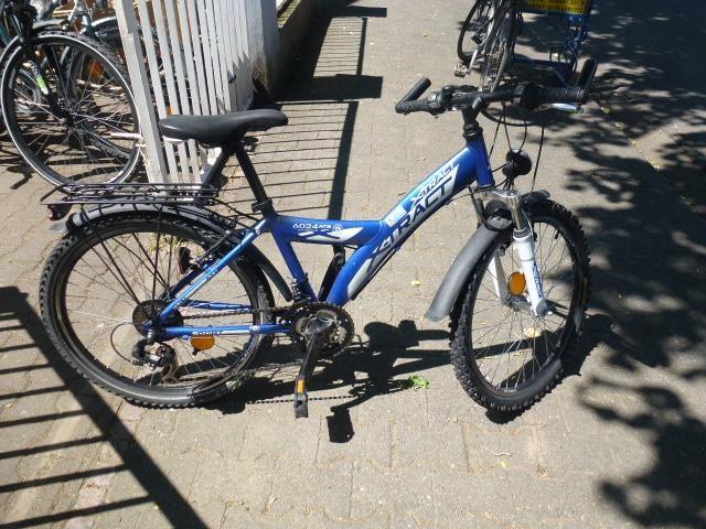 228 21 Gang 24 Zoll Rh 37 Gabel Gefedert Gebrauchte Fahrrader