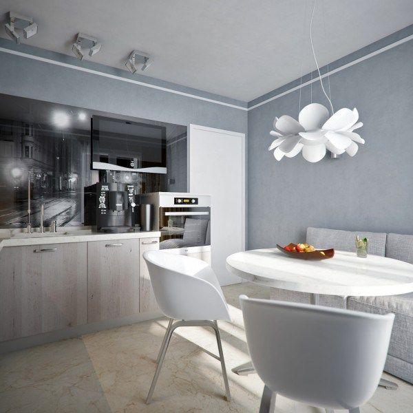 Un Pequeño Apartamento con un Gran Diseño...