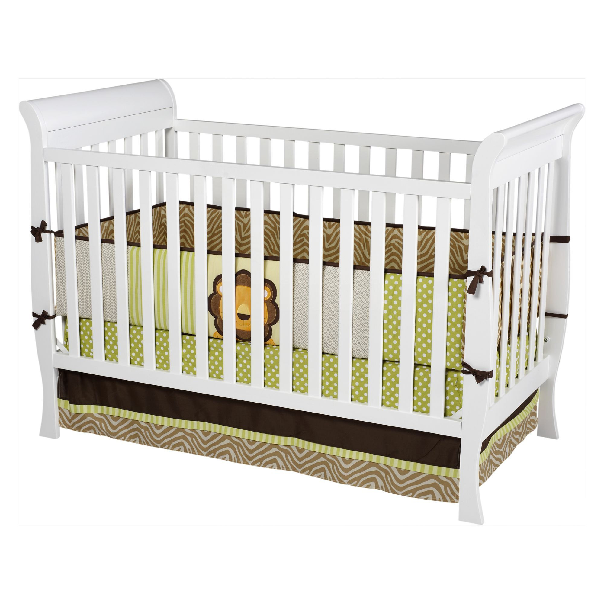 Burlington Baby Cribs White Color Design Baby Cribs Pinterest # Muebles No Toxicos