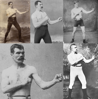 Why Did Old Timey Boxers All Pose For Photos The Same Way Boxing Images Boxing Posters Boxing Stance