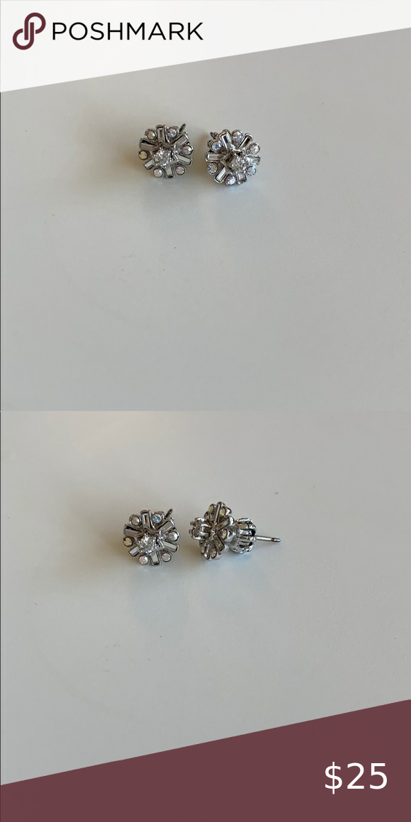 Juicy Couture Snowflake Earring Limited Edition