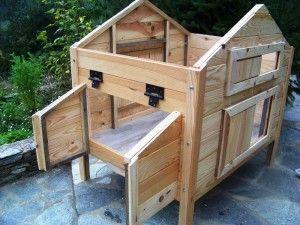 accessoiresabrevoir levage pinterest poulaillers poule et construire son poulailler. Black Bedroom Furniture Sets. Home Design Ideas