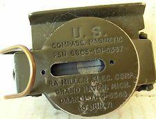 Vintage Military Compass Ebay Vintage Military Military Military Surplus